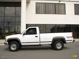1998 Summit White Chevrolet C/K 3500 K3500 Cheyenne Regular Cab ...