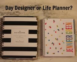 Erin Condren Vs Day Designer The Perfect Planner For Me Life In The Green House