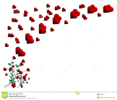 Valentine Card Design Stock Vector Illustration Of Romantic