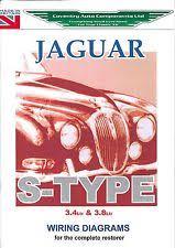 wiring diagram jaguar jaguar s type exploded wiring diagram book 9195