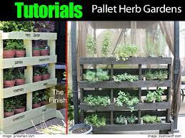 pallet herb garden tutorial 083114