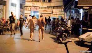 Αποτέλεσμα εικόνας για γυμνοι θεσσαλονικη