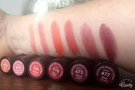 Revlon Super Lustrous Lipstick Colour Chart Revlon Super Lustrous Lipstick Reviews In Lipstick