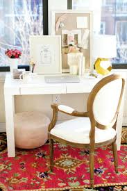 west elm style furniture. Astounding How To Style The West Elm Parsons Desk Contemporary Office Chair Furniture
