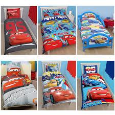 disney cars duvet covers single double junior bedding