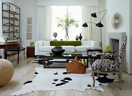 ... Clever Design Cowhide Rug Decorating Ideas 15 Roselawnlutheran.