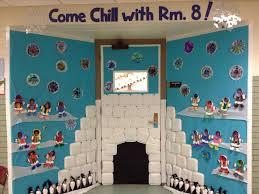 winter door decorating ideas. Winter Wonderland Clroom Door Decorating Ideas O