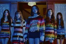 All Kpop Chart Red Velvets Perfect Velvet Album Is No 1 On World Albums