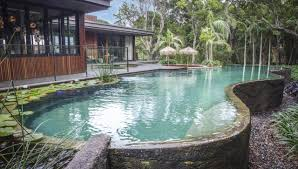 Swimming Hole Pool Design Natural Swimming Pools Australia Immerse Yourself In Nature