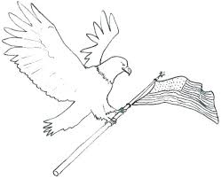 Eagle Coloring Page Eagles Coloring Pages Bald Eagle Coloring Page