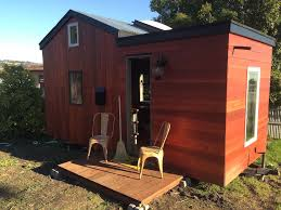 Small Picture Rooftop Deck on This Designer Tiny House in Oakland California
