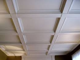 woodfever.net: Past project: The coffered ceiling