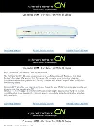 Home Network Security Appliance Connected Utm Fortigate Fortiwifi 30 Series Computer Network