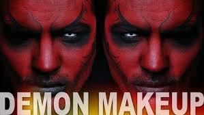 demon makeup makeup tutorial alex faction