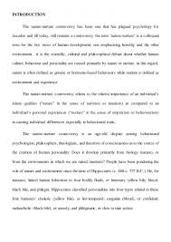 gender differencesthe nature versus nurture debate and  nature nurture controversy psy101 160525125005 thumbn nature and nurture essay essay medium