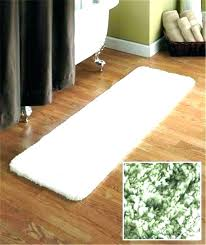 long bathroom rugs long bath rug gray runner bathroom extra rugs plush microfiber r extra