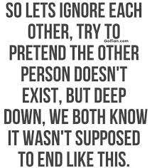 Nice Breakup Quotes For Her It Wasn't Supposed To End Like This Mesmerizing Scorpio Break Up Quote