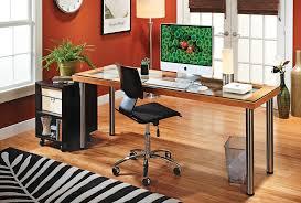 turn a door into a desk