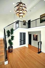 posted in 2 story entryway lighting foyer chandelier large installation