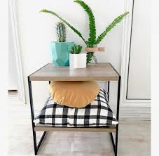 Kmart Furniture Bedroom Industrial Style Side Table Rrp 2900 Kmart Homewares Take 2 Oh