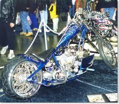 columbus easyriders show 2001 bikers choppers motorcycle