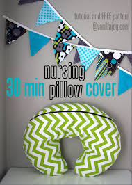 nursing pillow cover boppy cover