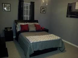 black red rooms. Red And Black Bedroom With Gray Walls Small Rooms
