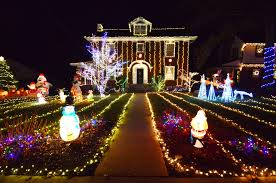 Christmas Light Contest 2018 First Round Christmas Lights Contest Winners Announced