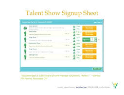 Easy Sign Up Sheet Sign Up Sheet Class Team Snack Template Ooojo Co