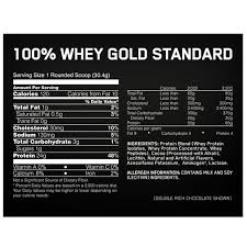 optimum nutrition gold standard 100 whey 5lbs cookies and cream