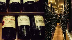 Wine Cellar Pictures Punch Inside One Of The Worlds Greatest Restaurant Wine Cellars