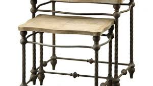 wrought iron side table. Wrought Iron Side Table Contemporary Edison Tables Town Country Event Rentals With Regard To 9