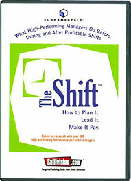 Shift Plan Amazon Com The Shift How To Plan It Lead It Make It Pay