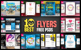 Create A Event Flyer Free 10 Best Flyers Free Psd Psddaddy Com