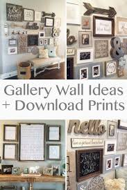 gallery wall ideas behind couch incredible design wall gallery ideas best 25 on farmhouse