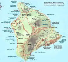 big island maps