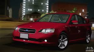 Subaru Legacy 2004 v1.0 for GTA San Andreas