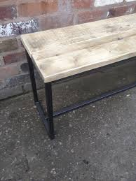 urban industrial furniture. UBar Bench - Urban Industrial Reclaimed Style Furniture