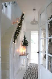 Weihnachtsflur Dekorieren Weihnachtsdekoration Wohnung