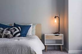 Tafellamp Interieur Ontwerpen Nachtkastje Lampen Slaapkamer Lamp