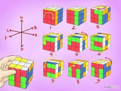 Rubik's Cube Patterns 3x3 Amazing 48 Best Rubix Cube Images On Pinterest Cubes Patterns And Puzzles