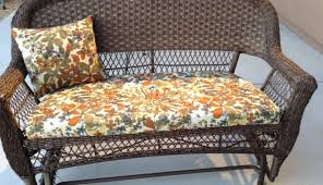 material foam exciting wicker patio supports cushion storage replacement garden fabric filling seat target papasan velcro