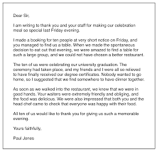 Awesome Collection Of Thank You Letter To Boss For Giving Training