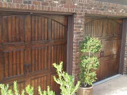 new style steel metal doors with ranch look fauxed they are my favorite