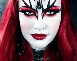 y gothic makeup