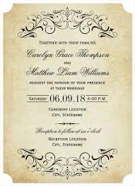 Wedding Invitations Wording Samples Free Wedding Invitation