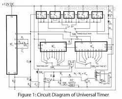 the universal timer electronics project