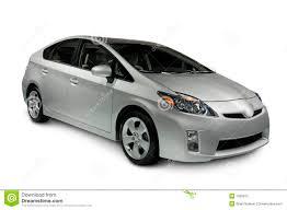 Toyota Prius Hybrid Car stock photo. Image of background - 7969612
