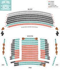 The Van Buren Venue Seating Chart Herberger Main Stage Atc