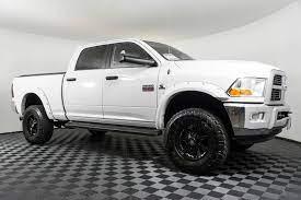 2012 Dodge Ram 3500 Slt 4x4 Lifted Clean Carfax Cummins Diesel With Tonneau Cover Dodge Ram 3500 Diesel Trucks For Sale Dodge Ram
